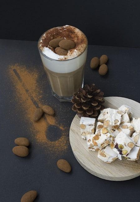 Herfst - nougat met koffie bij Saranne