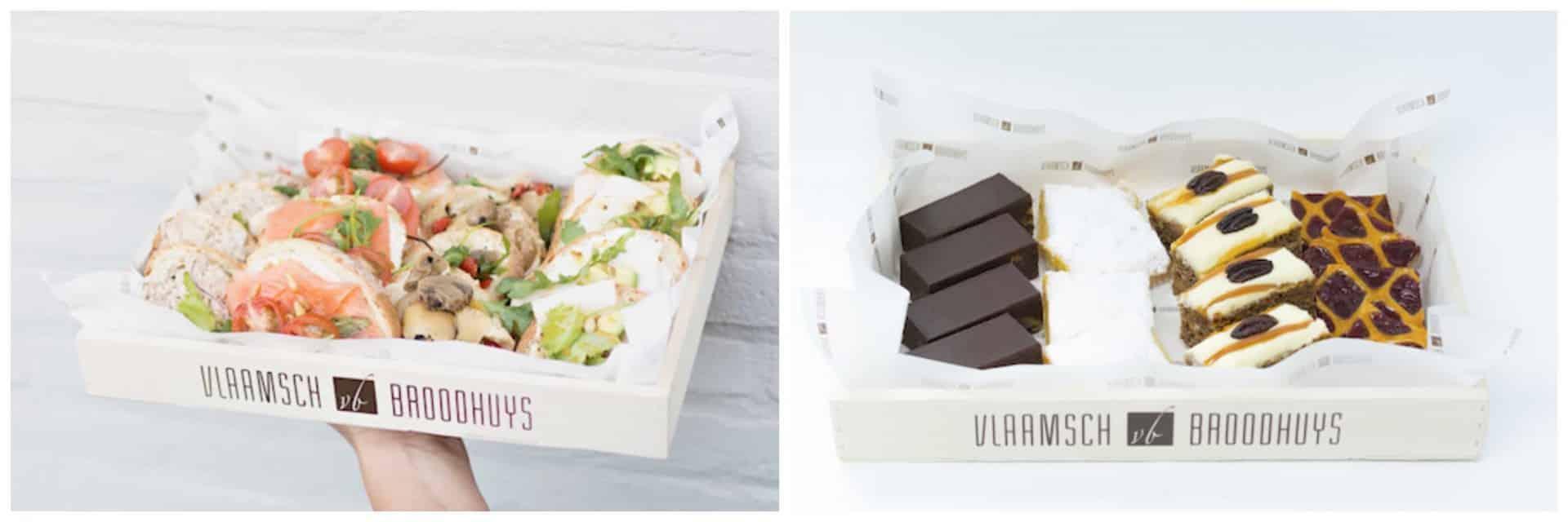 Saranne Oisterwijk - Lunch kistje zoet en boterhammen