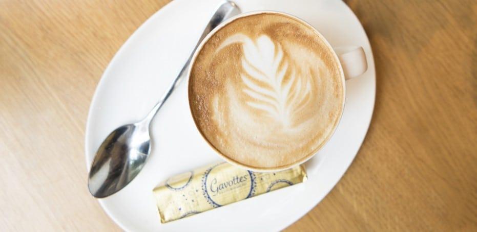 Saranne - De Lind Oisterwijk - koffie cappuccino