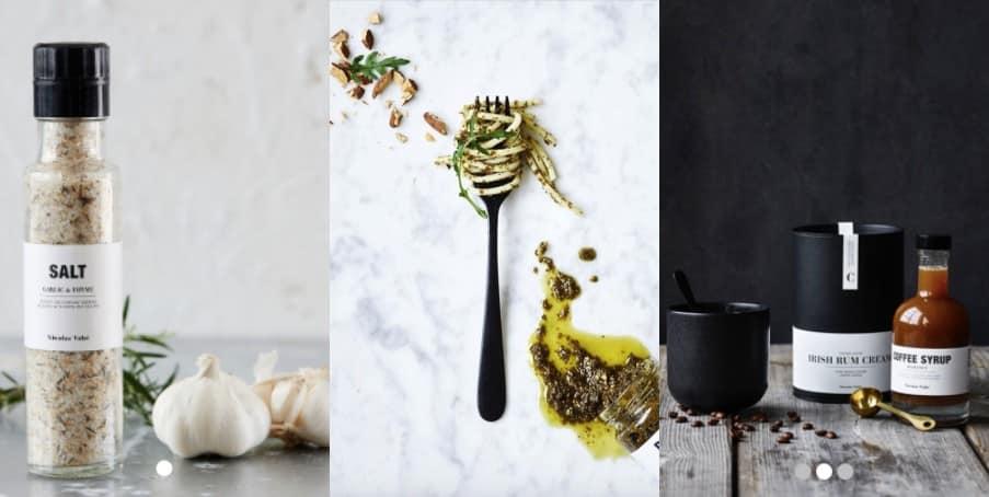 Saranne - Nicolas Vahe - delicatessen