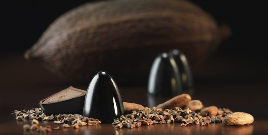 Saranne Chocolaterie Oisterwijk - bonbons amandel