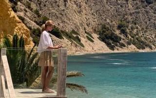 Foto zee Ibiza door Saranne