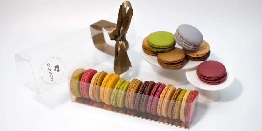 Saranne - Oisterwijk - patisserie - macarons
