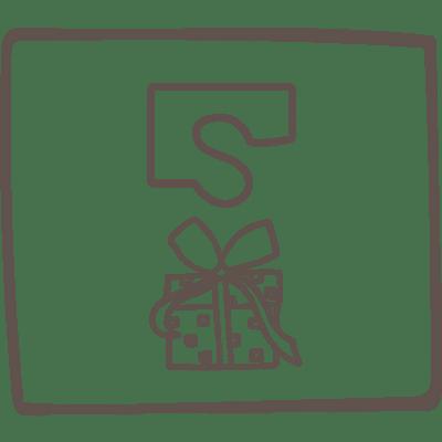 Saranne categorie cadeaubon